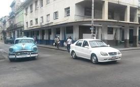 Xe Trung Quốc đang thay đổi diện mạo đường phố Cuba