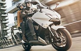 Xe ga cỡ lớn Yamaha TMax 2015 chính thức trình làng