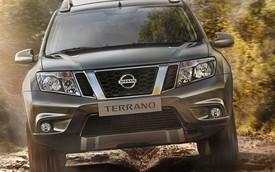 Xe SUV giá rẻ Nissan Terrano đến xứ sở bạch dương
