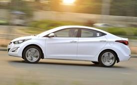 Hyundai Elantra 2014 ra mắt, giá từ 649 triệu đồng