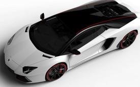 Bản đặc biệt Lamborghini Aventador LP700-4 Pirelli Edition tuyệt đẹp ra mắt