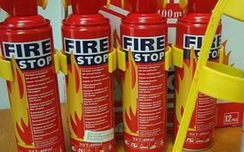 """Bình chữa cháy ôtô - """"Quả bom nổ chậm"""""""