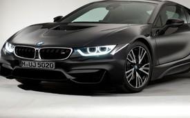 Siêu xe thứ hai của BMW trong 100 năm qua mang tên BMW i9