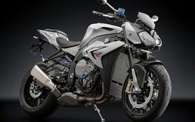 Naked bike BMW S1000R phong cách hơn với trang bị Rizoma