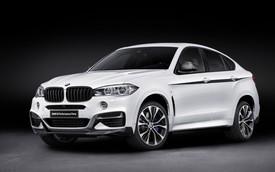 BMW X6 có gói nâng cấp M Performance mới