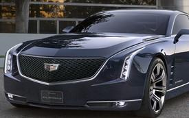 """Cadillac muốn trở thành """"Thương hiệu thuần xe sang"""""""