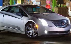 """Cadillac ELR gây thất vọng vì quá """"ế ẩm"""""""