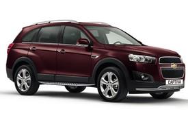 Chevrolet Captiva 2014 sắp đến tay khách hàng Việt