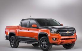 Chevrolet ra mắt bán tải đặc biệt cho người yêu thể thao