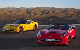 Chevrolet Corvette Stingray bản châu Âu đắt gần gấp đôi bản Mỹ
