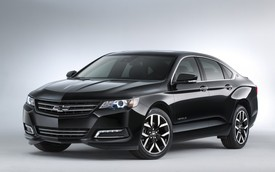 Chevrolet Impala Midnight Edition - Xe sedan đậm chất cơ bắp
