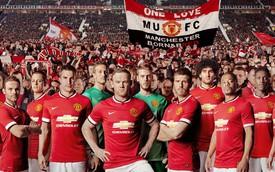 Chevrolet tài trợ áo đấu cho Manchester United trong 7 năm