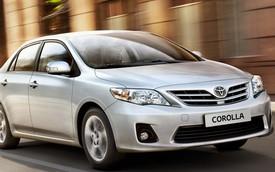 Giải nghĩa tên xe của Toyota