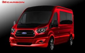 5 mẫu Ford Transit độ cực độc sắp ra mắt tại SEMA