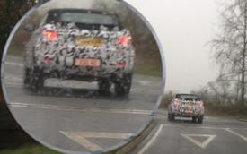 Range Rover Evoque mui xếp mềm bất ngờ xuất hiện