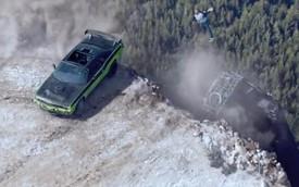 """""""Ngạt thở"""" với trailer chính thức của phim """"Fast and Furious 7"""""""