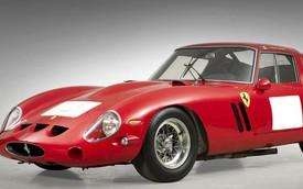 Ferrari 250 GTO lập kỷ lục giá mới là 75 triệu USD?