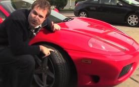 Lý do Ferrari không phải là xe phù hợp để đi lại hàng ngày