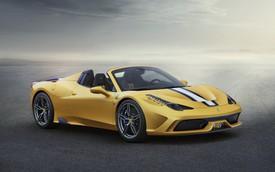 458 Speciale Aperta - Siêu xe mui trần mạnh nhất của Ferrari