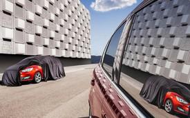 Ford C-Max 2016 lộ diện