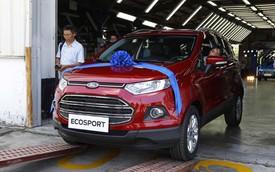 Khám phá chiếc Ford Ecosport đầu tiên tại Việt Nam