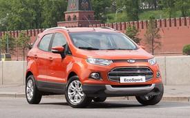"""Ford EcoSport được Nga """"nội địa hóa"""", tiếp đến sẽ là Fiesta"""