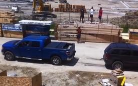 """Bán tải Ford F-150 thi tài """"kéo co"""" cùng Jeep Grand Cherokee"""