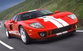 Siêu xe Ford GT huyền thoại sắp trở lại