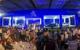 Bộ tứ xe Peugeot hoàn toàn mới chào thị trường Việt Nam