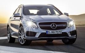 Mercedes-Benz GLA 2015 có giá khởi điểm 31.300 USD