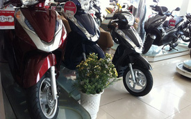 Hết tháng Ngâu, xe máy rục rịch tăng giá