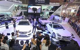 Khám phá cặp đôi Roadster tiền tỉ mới của Mercedes ở VMS 2014