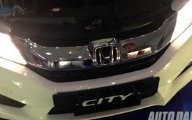 Honda City thế hệ mới đã về Việt Nam