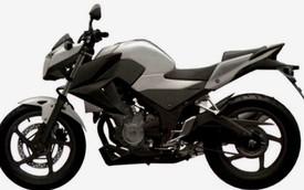 Xe côn tay mới của Honda có tên CB300F
