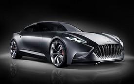 Hyundai Genesis Coupe mới sử dụng động cơ V8
