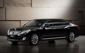 Xế sang Hyundai Equus Limousine có giá 113.000 USD