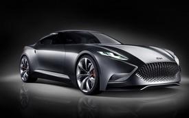Hyundai Genesis Coupe tiến lên phân khúc cao cấp