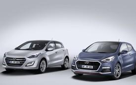 Hyundai i30 mạnh mẽ hơn với phiên bản mới