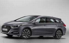 Hyundai i40 2015: Đẹp hơn và hiện đại hơn