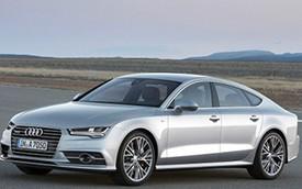 "Audi A7 Sportback 2015 vừa ""bơi"" đến Việt Nam"