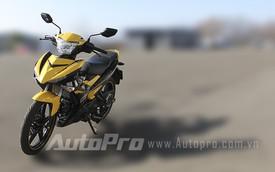 """Phát sốt với ảnh """"nóng"""" của Yamaha Exciter 150 sắp ra mắt Việt Nam"""