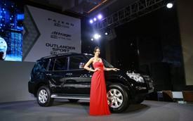 Outlander Sport và Pajero cùng tấn công thị trường Việt