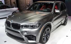 Chi tiết SUV hạng sang BMW X5 M tại Los Angeles