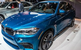BMW X6M và X5M về cơ bản chỉ là một mẫu xe