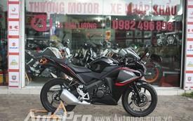 """""""Đập hộp"""" Honda CBR150R 2014 giá 110 triệu Đồng"""