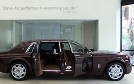"""Rolls-Royce Phantom Oriental Sun - """"Mặt trời phương Đông"""" ra mắt"""