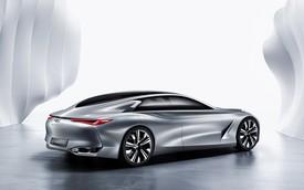 Infiniti Q80 Concept xuất đầu lộ điện