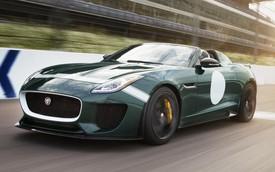 Jaguar Project 7 là mẫu xe nhanh nhất của Jaguar