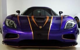 Bắt gặp siêu xe Koenigsegg Agera R Zijin độc nhất