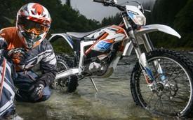 KTM tìm kiếm lợi nhuận bằng loạt môtô điện mới